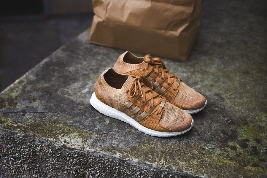 Pusha T x adidas EQT Support Ultra PK Brown Paper Bag