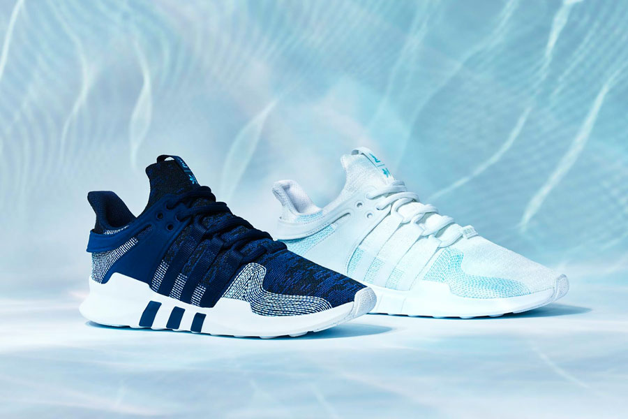 Sneaker Releases October 2017 - Parley x adidas EQT Support ADV CK