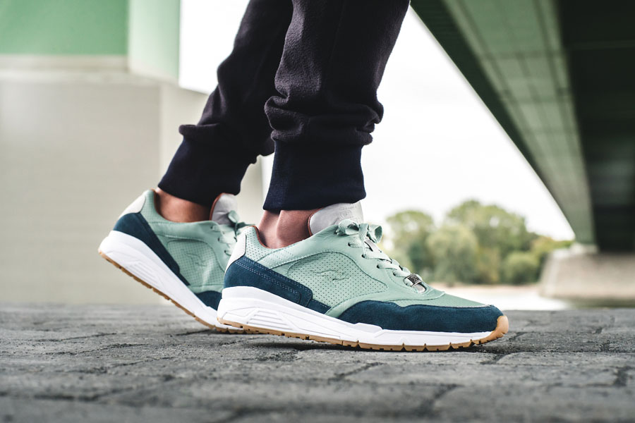 Sneakerness Cologne x KangaRoos Green Bridges - On feet