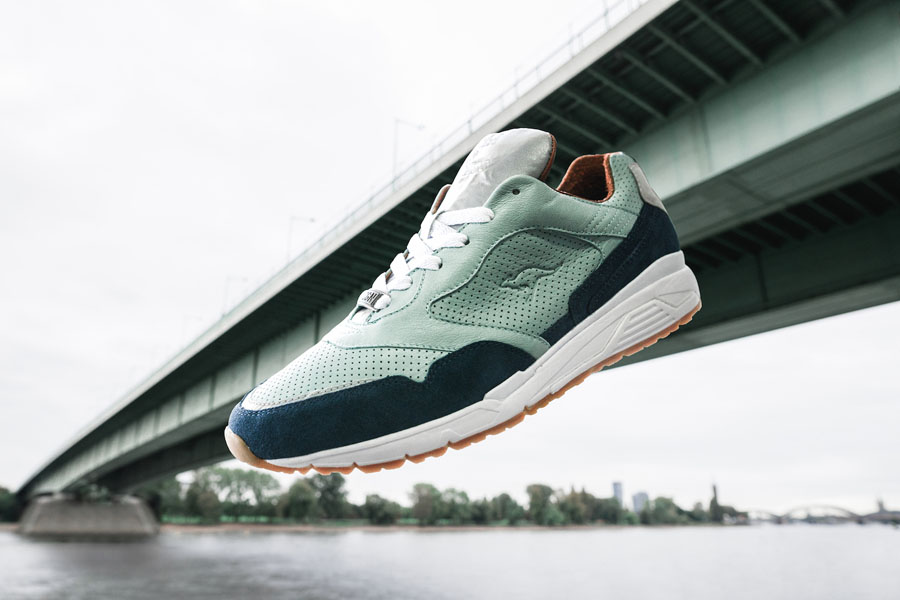 Sneakerness Cologne x KangaRoos Green Bridges