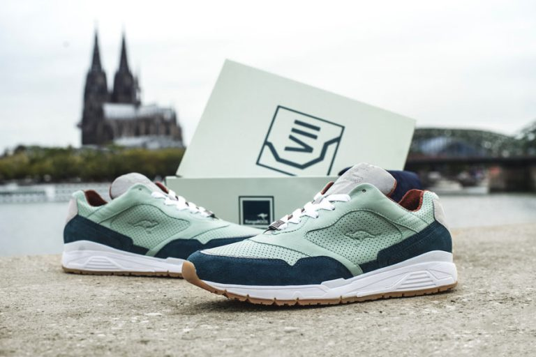 Sneakerness Cologne x KangaRoos Green Bridges - Limited Box