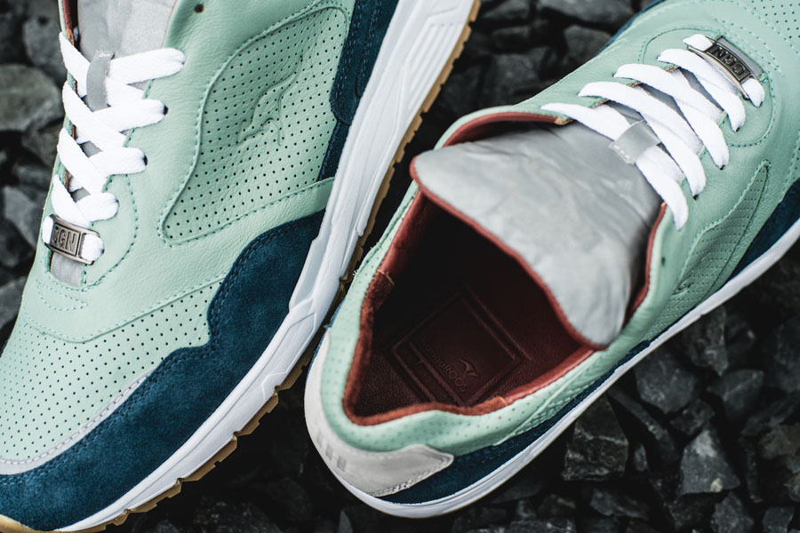 Sneakerness Cologne x KangaRoos Green Bridges - Insole