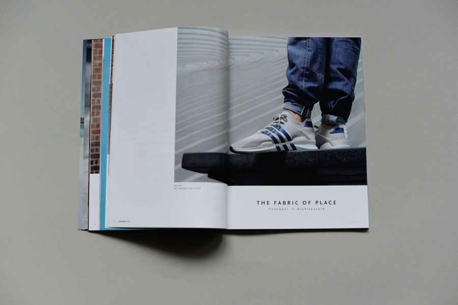 Sneakers Magazine #36 2017 - The Fabric of Place