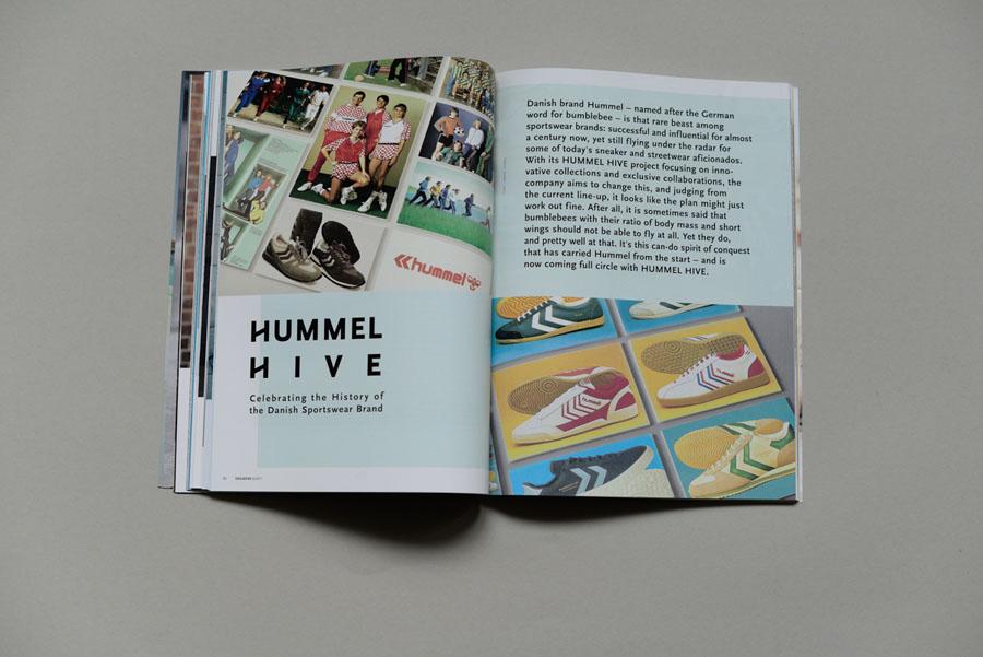 Sneakers Magazine #36 2017 - Hummel Hive