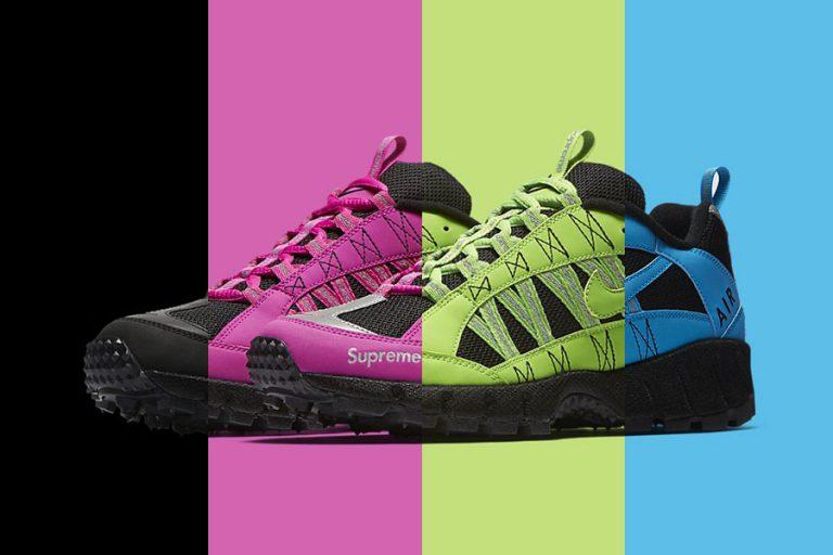 Supreme x Nike Air Humara 17