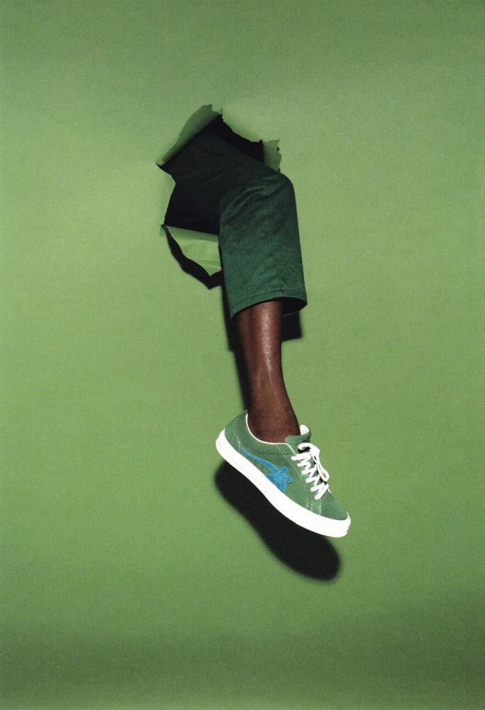 Tyler The Creator And Converse Golf Le Fleur Sneakers Magazine