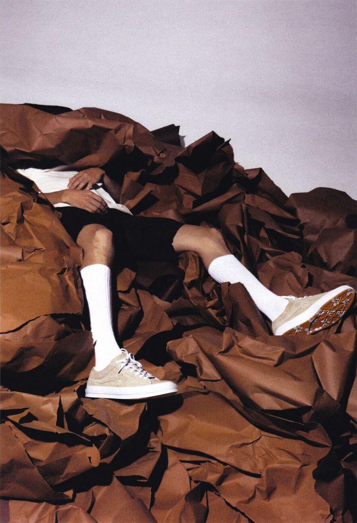 Tyler The Creator x Converse GOLF le FLEUR Vanilla (Lifestyle)