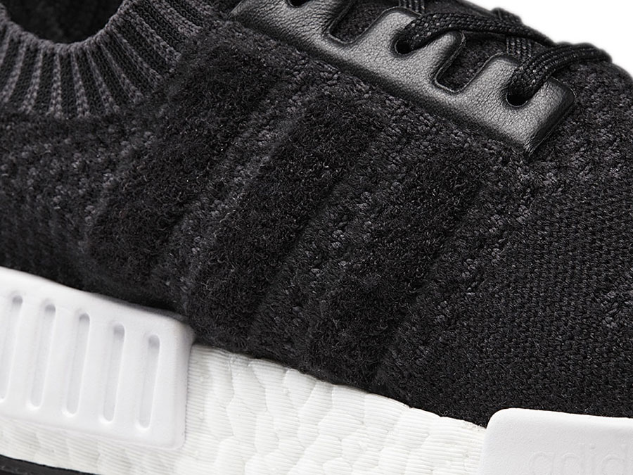 A Ma Maniere x Invincible x adidas Consortium Sneaker Exchange - NMD R1 PK (Detail)