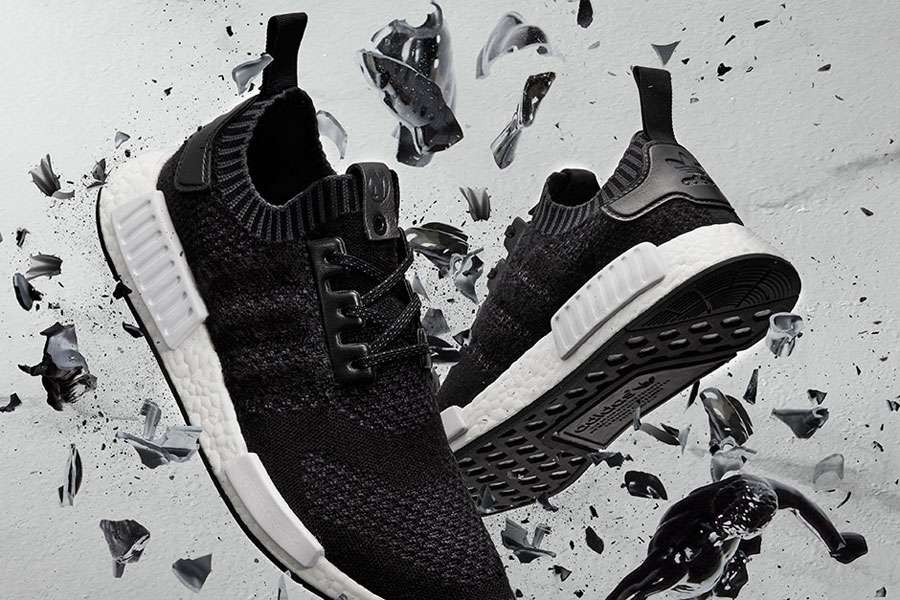 A Ma Maniere x Invincible x adidas Consortium Sneaker Exchange - NMD R1 PK (Mood)