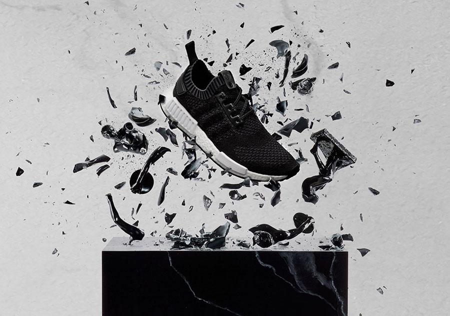 A Ma Maniere x Invincible x adidas Consortium Sneaker Exchange - NMD R1 PK
