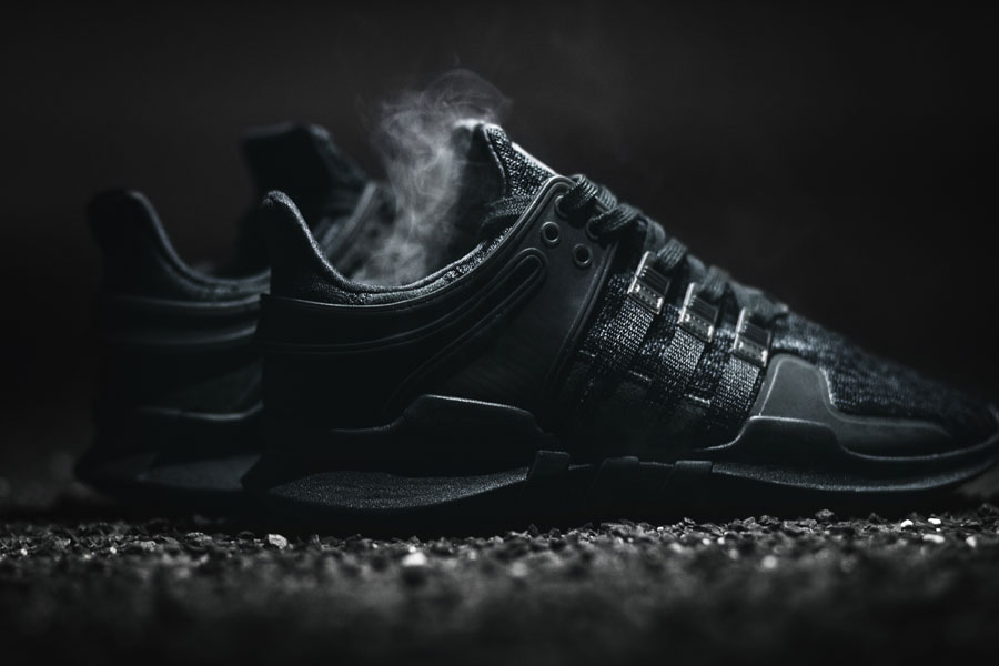 adidas EQT Black Friday Pack - Support ADV (Heel)