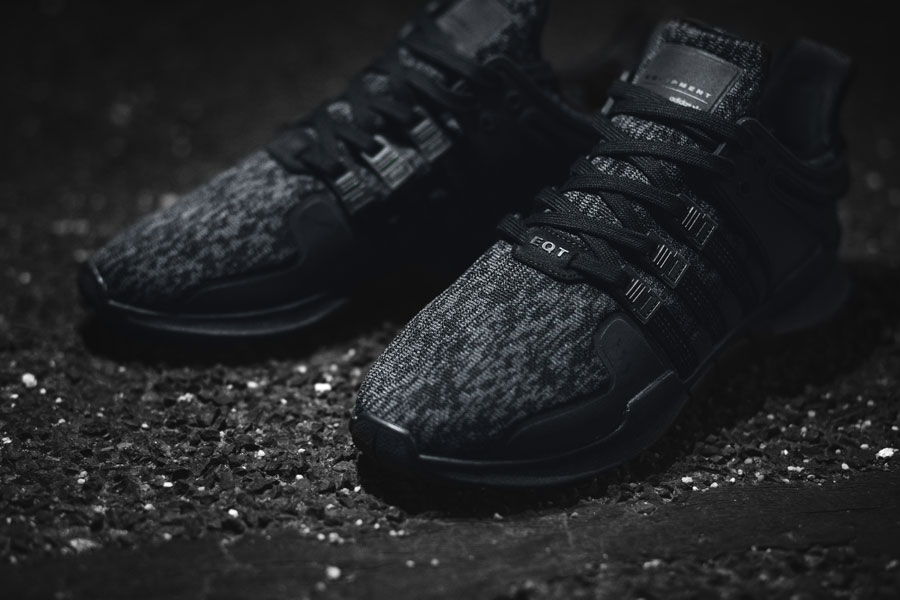 adidas EQT Black Friday Pack - Support ADV (Toebox)
