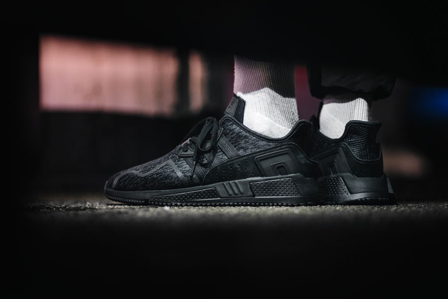 adidas EQT Black Friday Pack - Support Cushion Back (On feet)