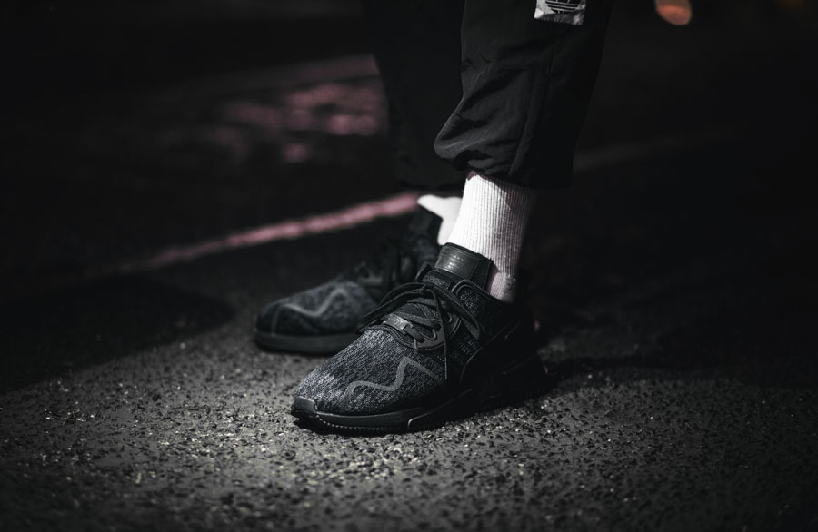 adidas EQT Black Friday Pack - Support Cushion (On feet)