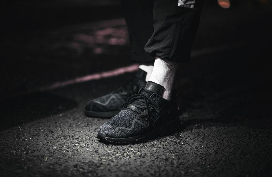 cf76d81fa9f8 adidas EQT Black Friday Pack - Support Cushion (On feet)