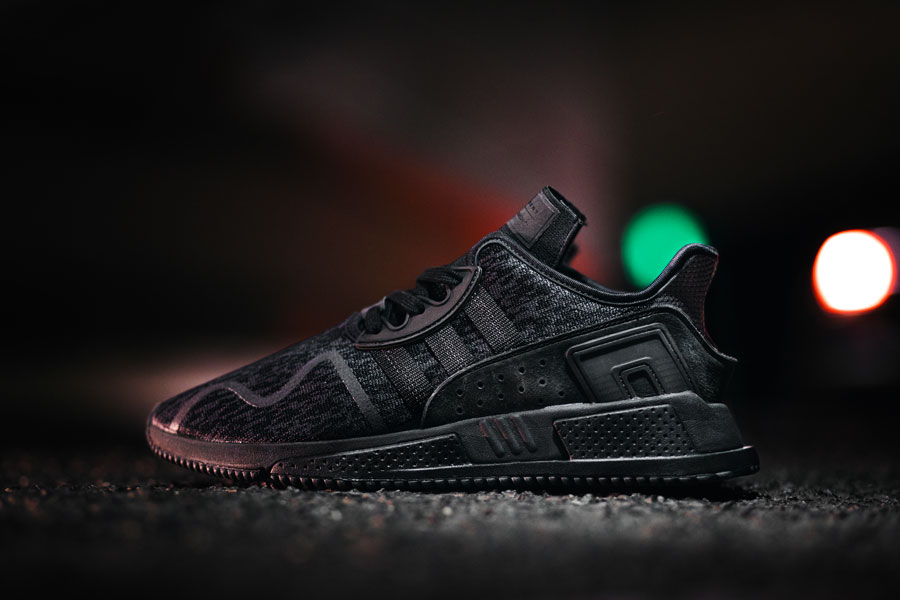 adidas EQT Black Friday Pack - Support Cushion (Side)