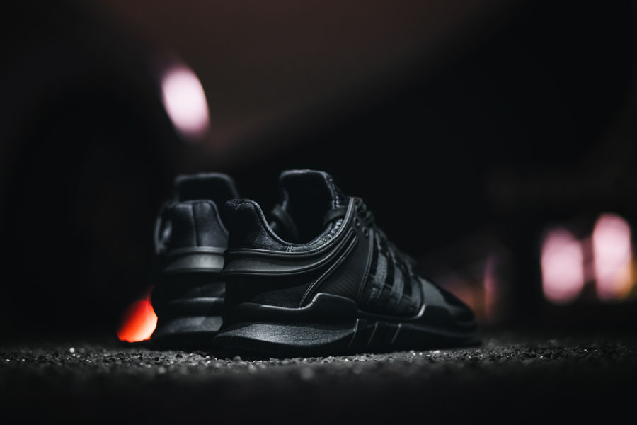 adidas EQT Black Friday Pack - Support Cushion (Back)