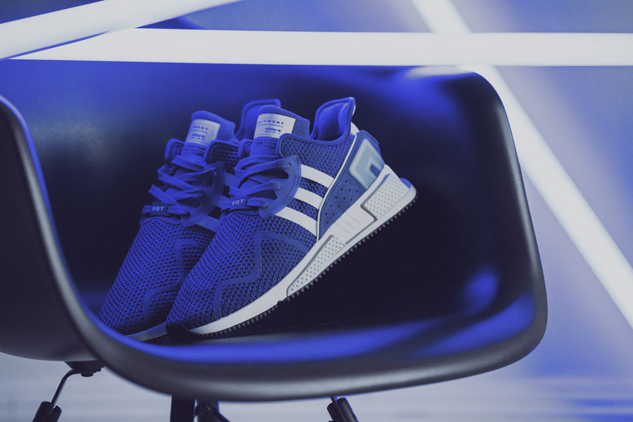 adidas EQT Cushion ADV Blue 95 - Collegiate Navy (Chair)