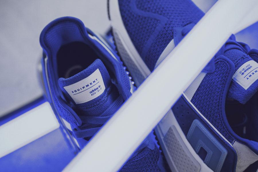adidas EQT Cushion ADV Blue 95 - Collegiate Navy (Tongue)
