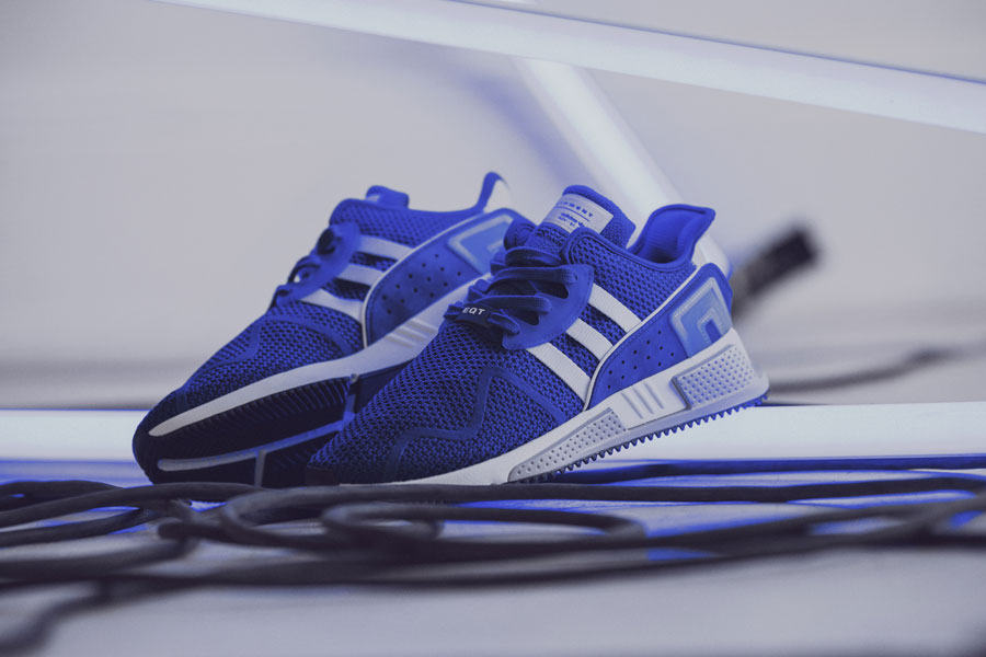 adidas EQT Cushion ADV Blue 95 - Collegiate Navy