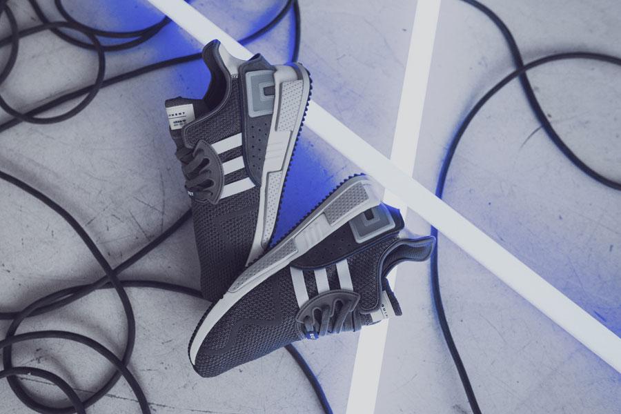adidas EQT Cushion ADV Blue 95 - Grey