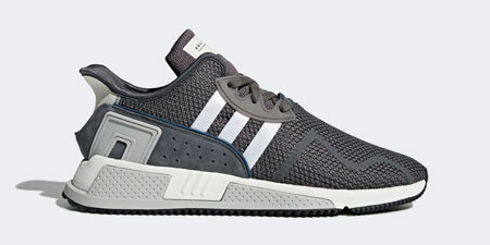 adidas EQT Cushion ADV - DA9533 (GREY / FTWR WHITE / COLLEGIATE ROYAL)