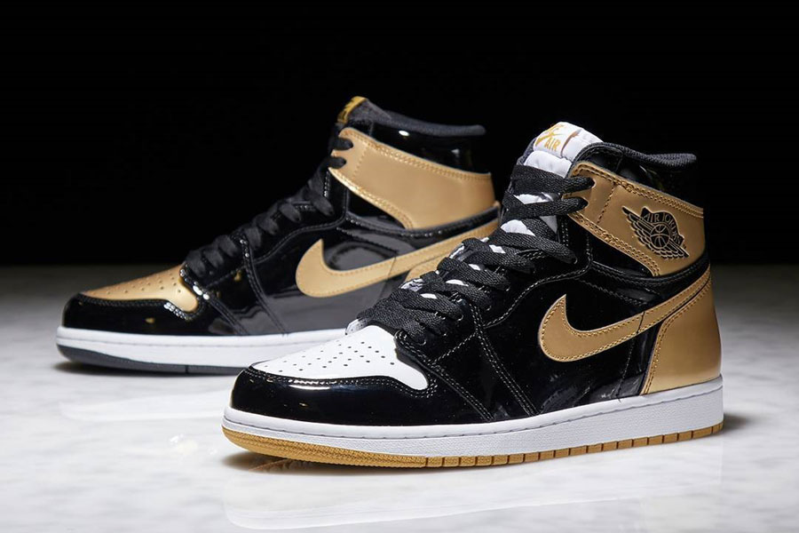 "Enter the Draw for the Jordan 1 ""Gold Top 3"" at END. be00a0fbc"