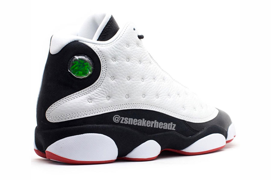 cheap for discount d26fc 5d799 Air Jordan Release Dates 2018 - Nike Air Jordan 13 OG Retro He Got Game