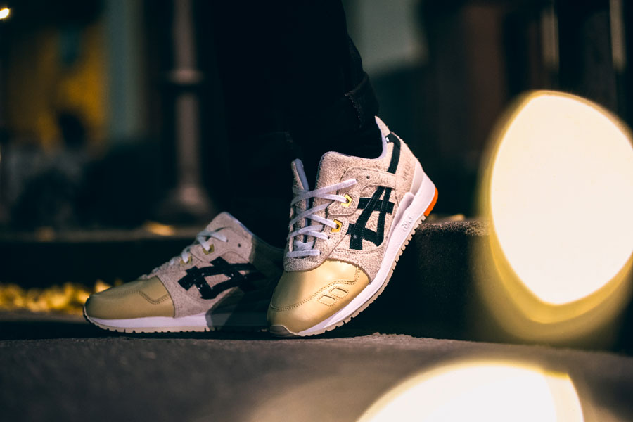 ASICS Christmas Movie Pack - GEL-LYTE III (On feet)