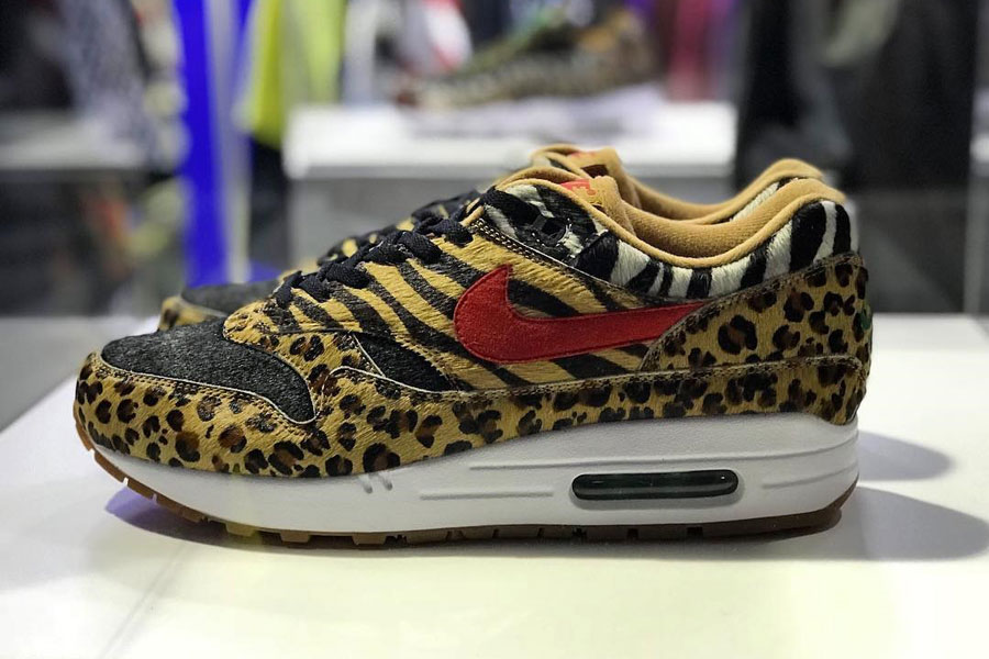 atmos x Nike Air Max Animal Pack 2018 - Air Max 1