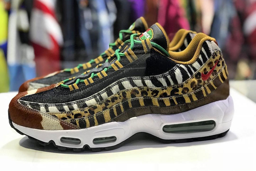 atmos x Nike Air Max Animal Pack 2018 - Air Max 95