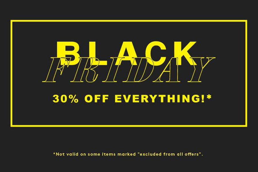 Black Friday Sneaker Sales 2017 - Caliroots
