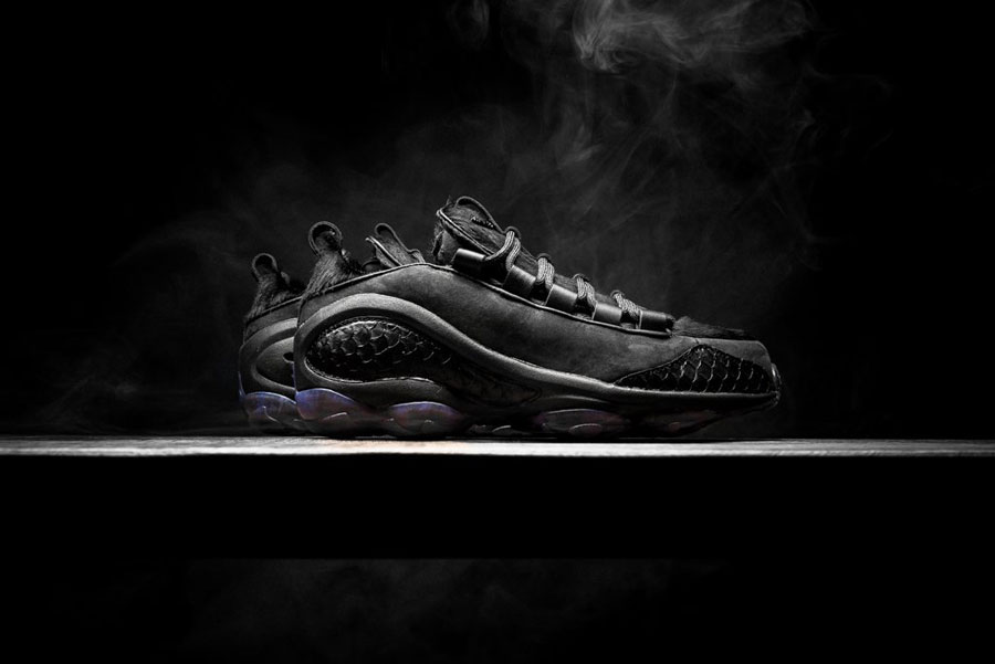 Camron x Reebok DMX Run 10 Harlem Nights (CN3440) - Side
