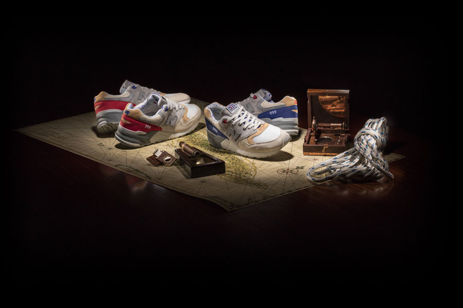 on sale 98441 1b5fc Concepts x New Balance MADE US 999 Hyannis | Sneakers Magazine