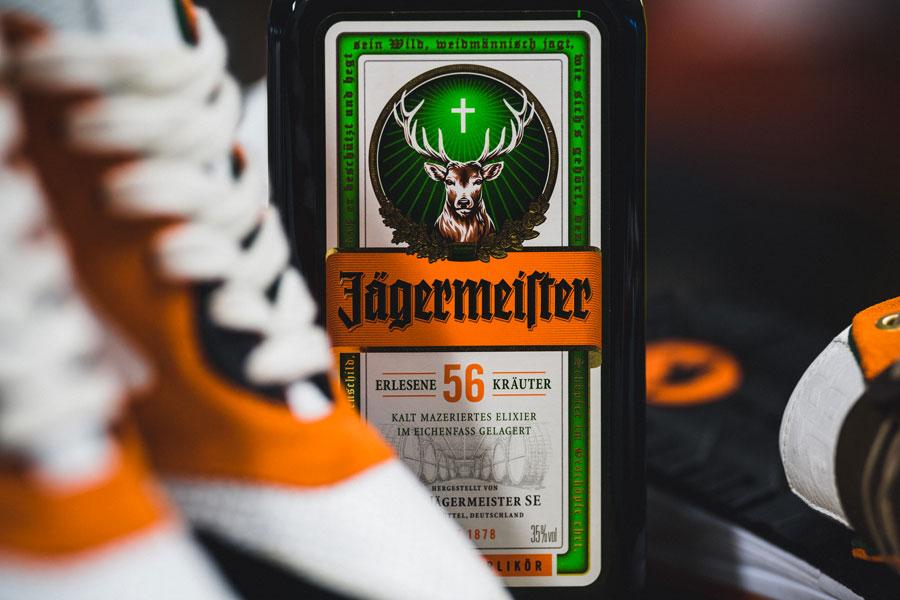 Jägermeister x KangaROOS - Toebox