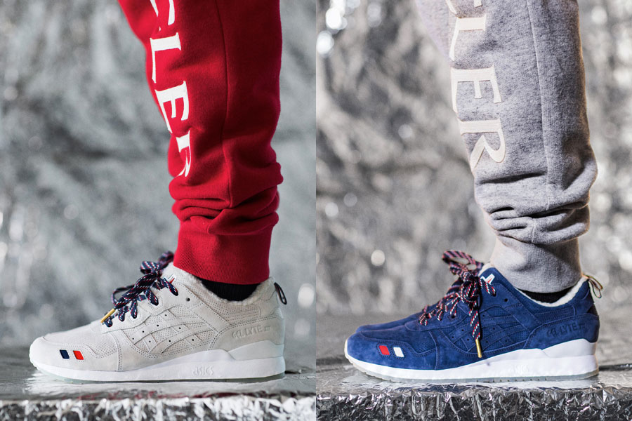 horno fecha llave inglesa  KITH x Moncler x ASICS – Winter 2017 Collection | Sneakers Magazine