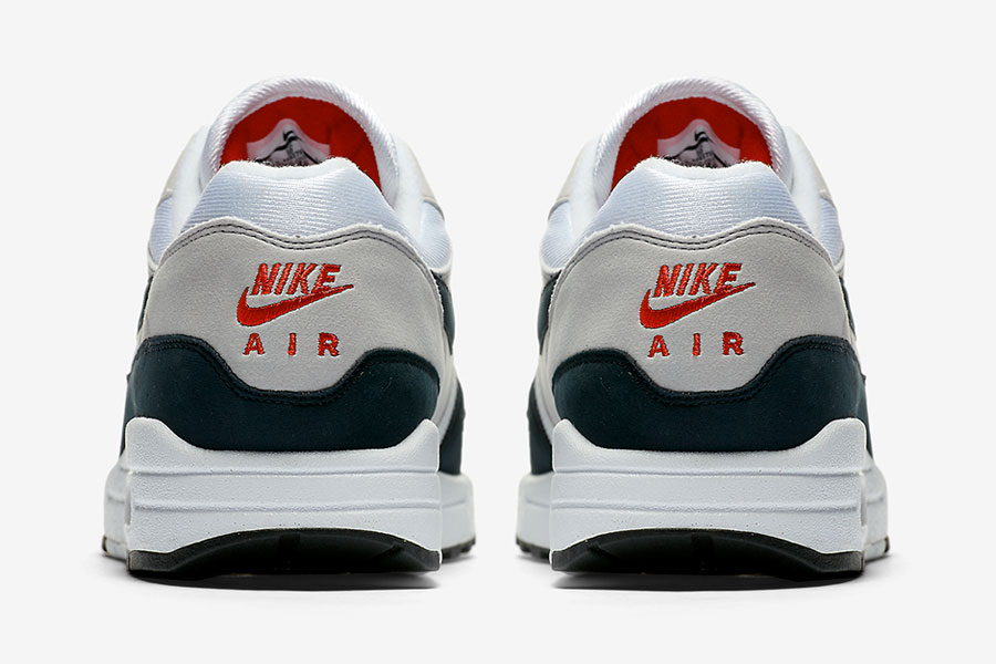 Nike Air Max 1 OG Obsidian (908375-104) - Back