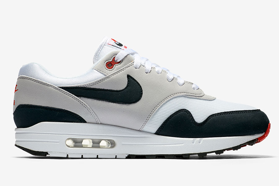 Nike Air Max 1 OG Obsidian (908375-104) - Inner side