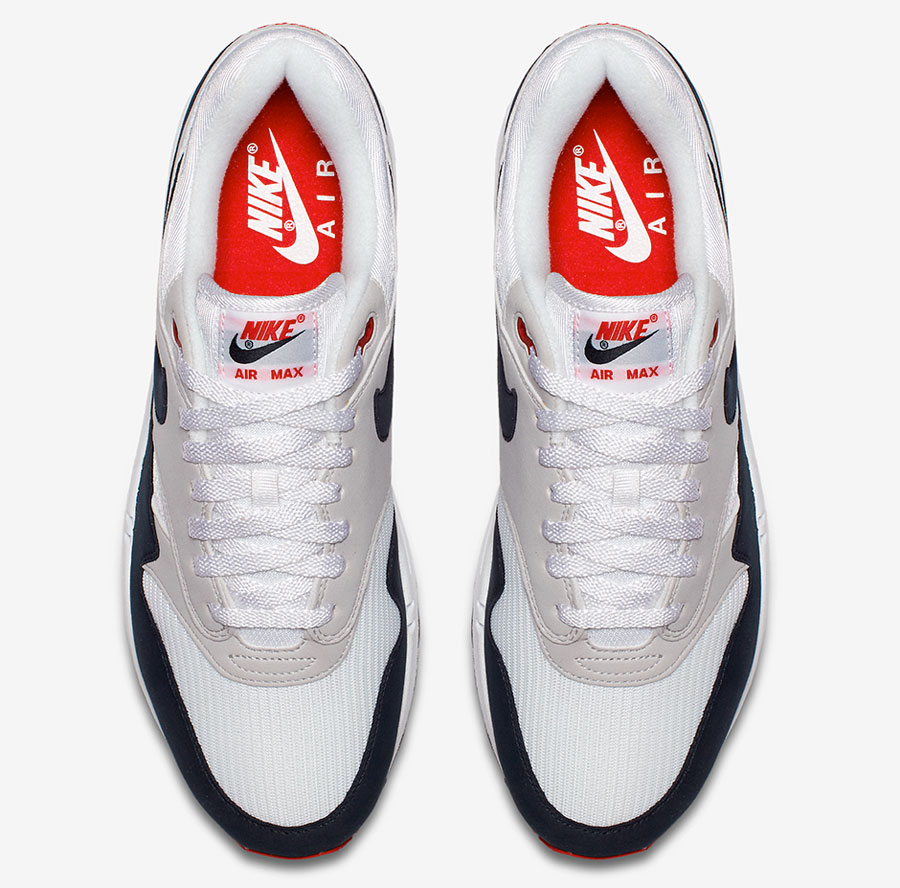 Nike Air Max 1 OG Obsidian (908375-104) - Top