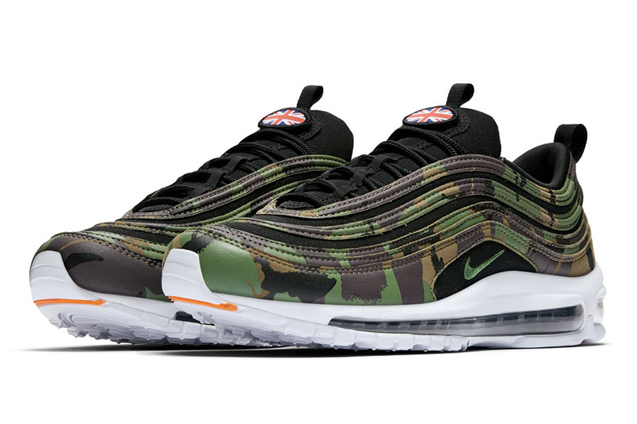 Nike Air Max 97 Country Camo Pack (Release Info ...