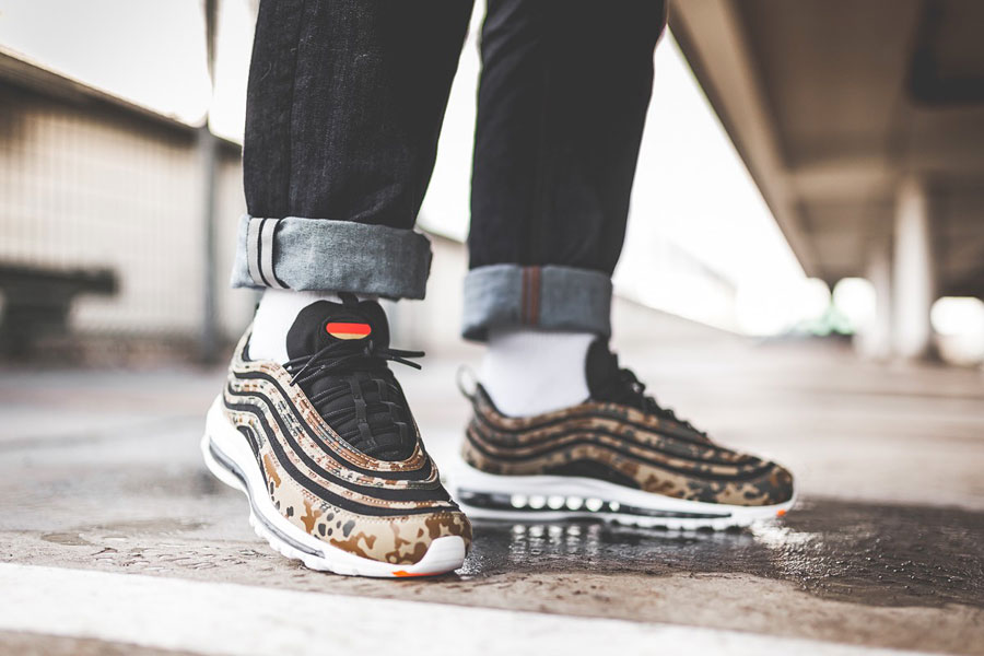 sneakers for cheap 5b490 20d0a Nike Air Max 97 Country Camo Pack (Release Info) | Sneakers Magazine