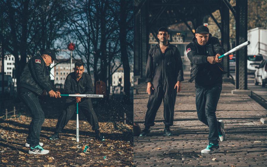 Overkill x PUMA Pfeffiboys - Modeselektor (On feet)