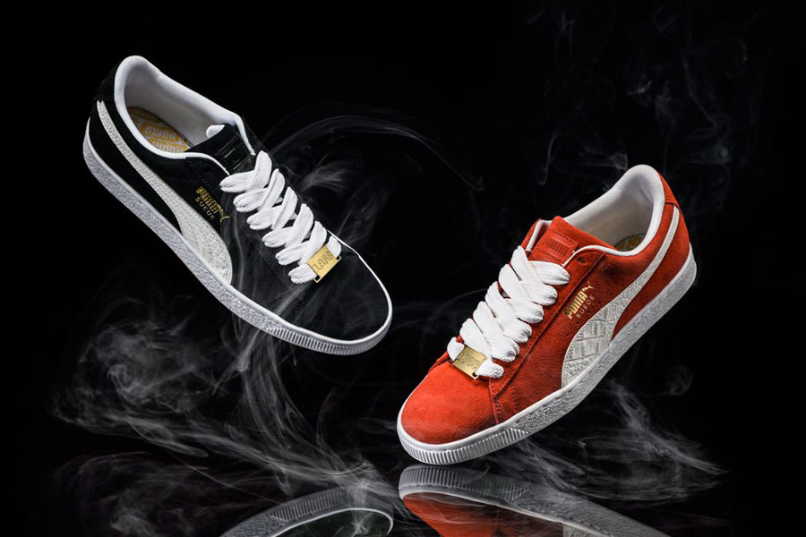 competitive price d6291 fb266 PUMA Suede Classic B-Boy Pack 50th Anniversary - Mood
