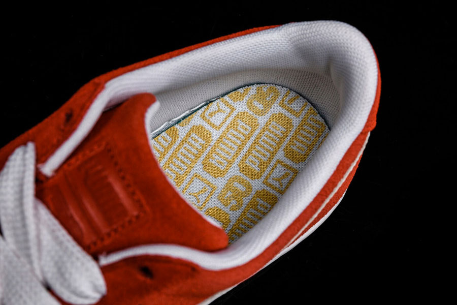 PUMA Suede Classic B-Boy Pack 50th Anniversary - Red (Insole)