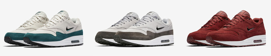 Sneaker Releases November 2017 - Nike Air Max 1 Premium SC Jewel
