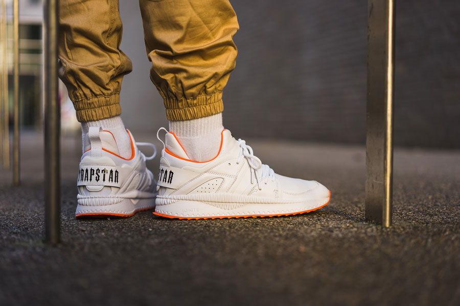 Sneaker Releases November 2017 - Trapstar x PUMA Tsugi Blaze