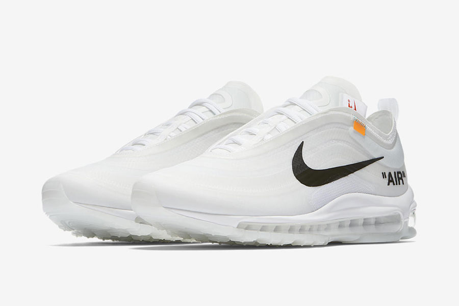 Virgil Abloh OFF-WHITE x Nike THE TEN Air Max 97