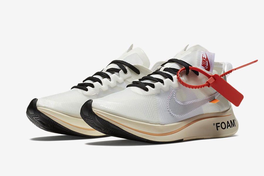 Virgil Abloh OFF-WHITE x Nike THE TEN Zoom Fly
