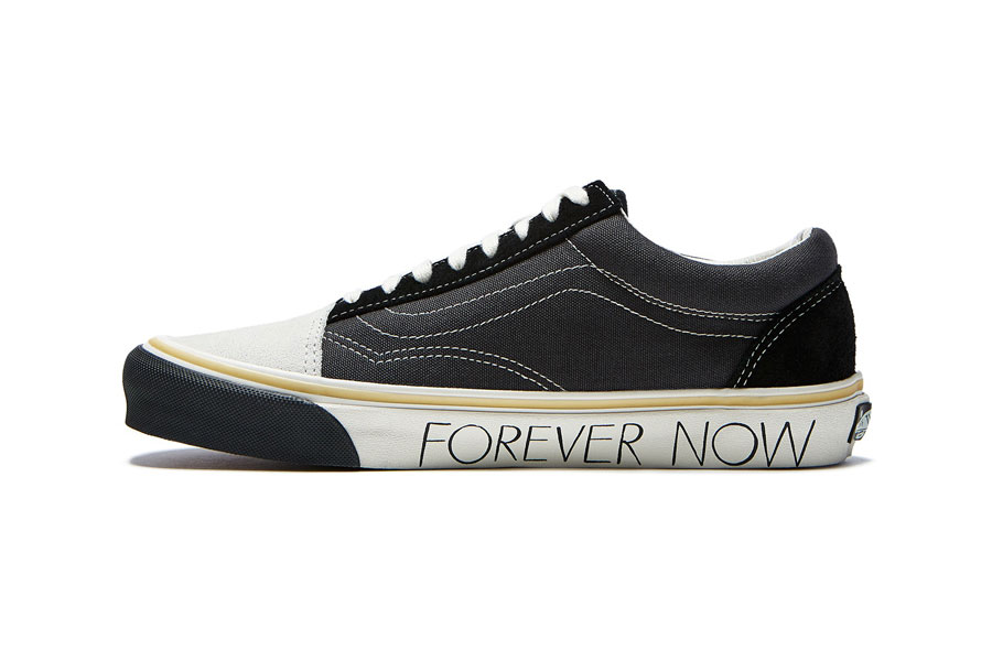 Wood Wood x Vans Old Skool - Black (Left)