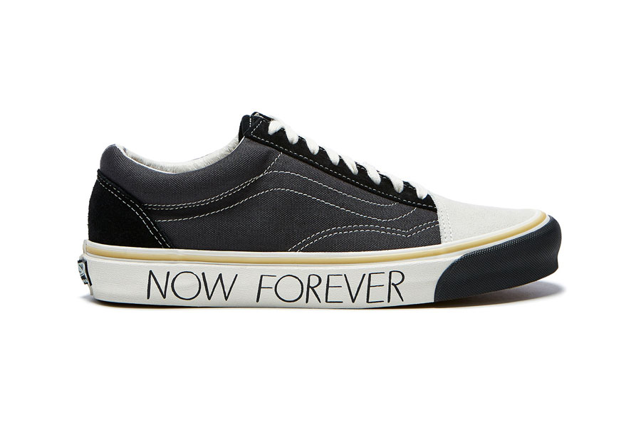 Wood Wood x Vans Old Skool - Black (Right)